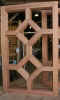Photo 72 Ribbon Sapele Transom